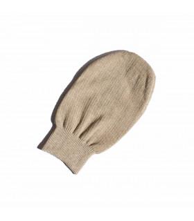 Organic lin soft washing glove of Anaé brand