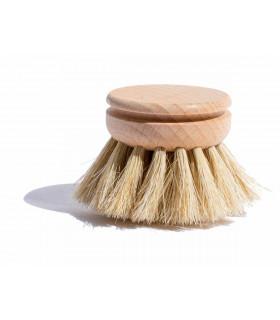 Iris Hantverk wooden dish brush head refill