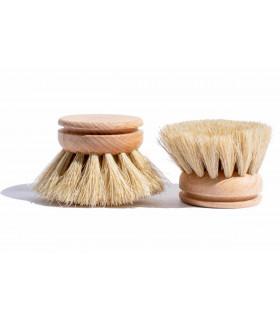 Recharges pour une brosse à vaisselle en bois, Iris Hantverk