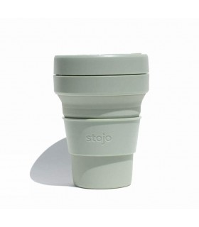Collapsible Stojo cup 355 ml green