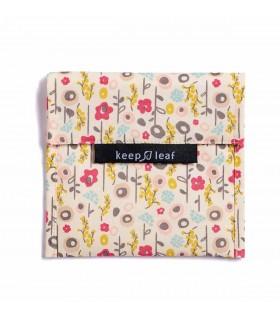 Flowers sandwich bag of Keep Leaf