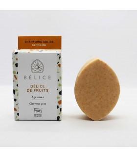 shampoo bar for greasy hair - Bélice