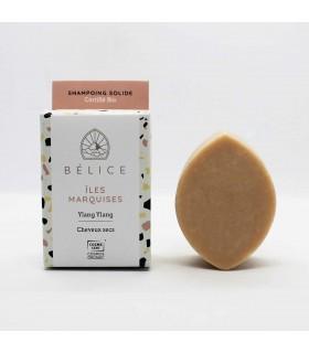 Bélice shampoo bar for dry hair