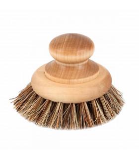 Brosse à vaisselle en bois d'érable Iris Hantverk