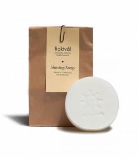 Iris Hantverk natural shaving soap of cedarwood scent
