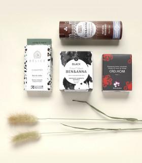 Eco-friendly gift set for men