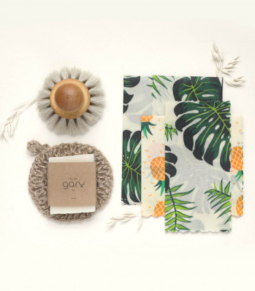 Ecological gift set for kitchen, Takaterra