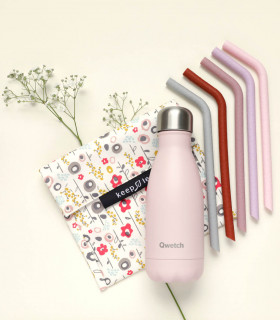 Zero waste and ecological gift for a girl