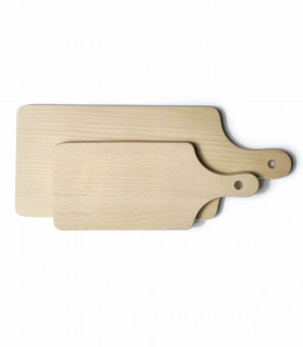Small Cutting and Serving Board - Beech Wood, Ah Table