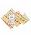 Beeswax Food Wrap Tulip – Mixed Pack