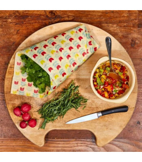 Beeswax food wrap mixed pack of BeeBee Wraps