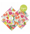 Vegan Wax Food Wrap – The Family Pack