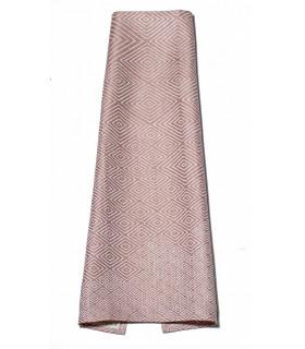 100% linen tea towel of beautiful terrakota color, Iris Hantverk
