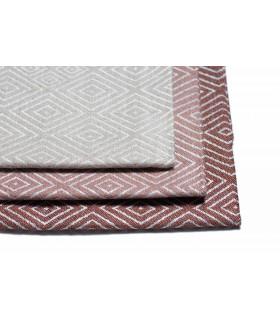 Three linen high quality tea towels