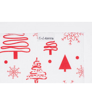 Takaterra, Grand furoshiki pour Noël