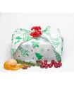 Furoshiki « Enchanted Christmas » 75x75cm