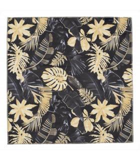 Furoshiki « Golden Leaves » 75x75 cm