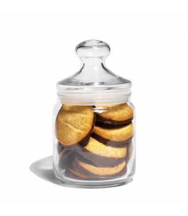 Medium sized candy jar, 0,75L