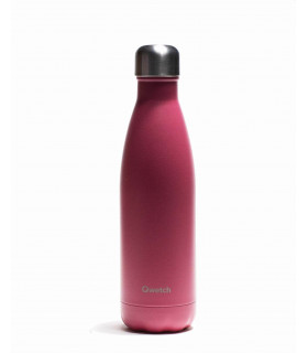 Reusable water bottle Medium Dusty Pink by Qwetch