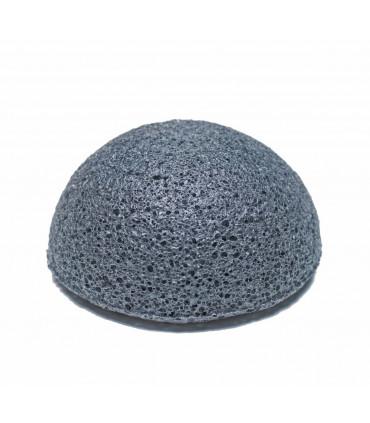 Charcoal konjac sponge for face