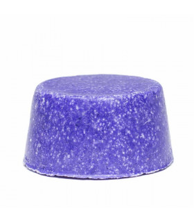 shampoing solide pigment bleu