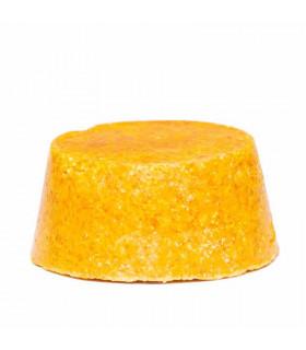 shampoing solide pigment orange