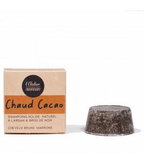 bar shampoo brown hair - Chaud Cacao