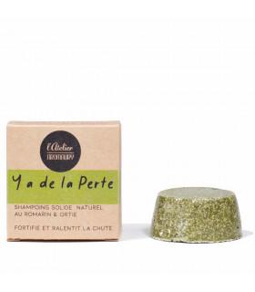Shampoo bar against hair loss - Y a de la Perte