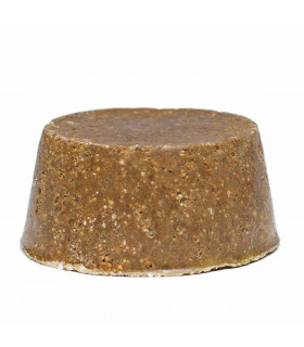 Bar shampoo for sensitive scalp