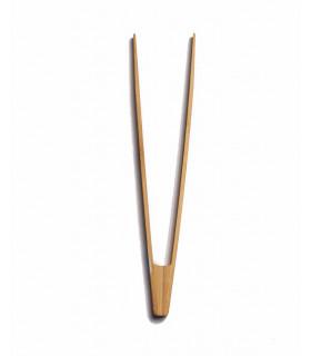 Bamboo Pickle Tongs