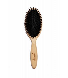 Brosse à cheveux poils de sanglier, Anaé