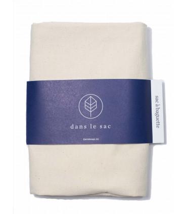 Sac à Baguette Réutilisable en tissu