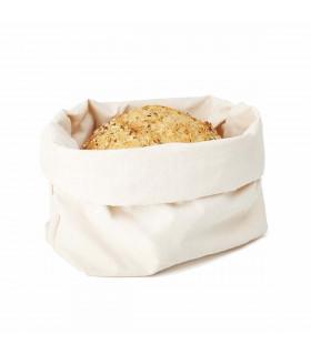 Sac à pain en coton, Dans Le Sac