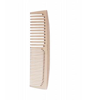 Handmade family wooden comb