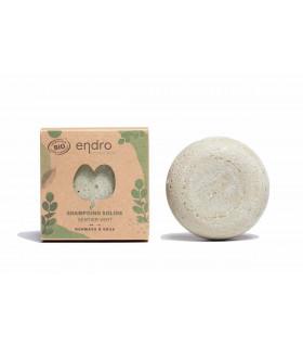 Organic bar shampoo for normal to greasy hair, Endro