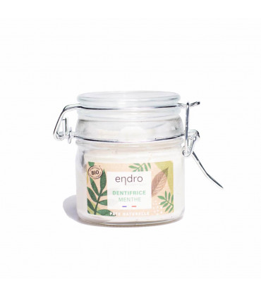 Natural and organic toothpaste, ENDRO