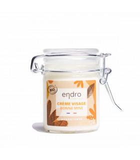 Organic moisturizing face cream, Endro