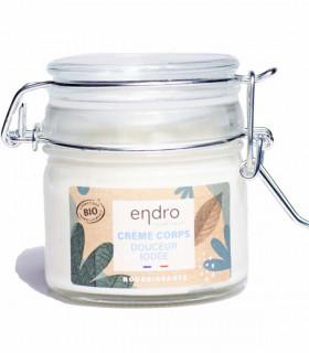 body cream iodine, Endro