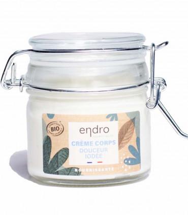 Crème corps nourrissante douceur iodée, Endro
