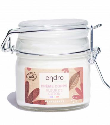 Crème Corps fleur de coton, Endro