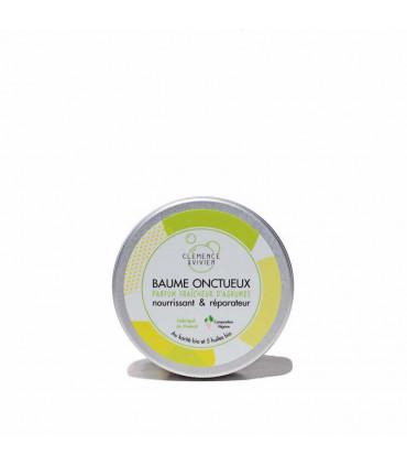 Pot de mini baume multiusages Fraicheur d'agrumes de la marque Clémence et Vivien 50 ml