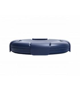 Lunch box pliable en silicone, Stojo Denim