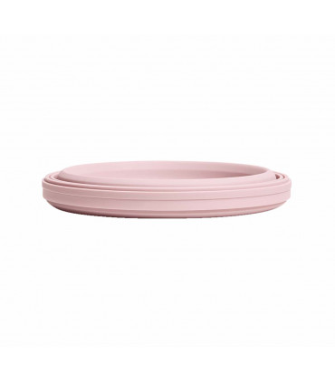 Stojo Carnation collapsible lunch bowl