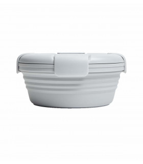 Collapsible Stojo bowl, Cashmere