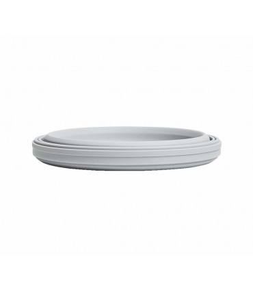 Collapsible bowl made of silicone, Stojo Cashmere