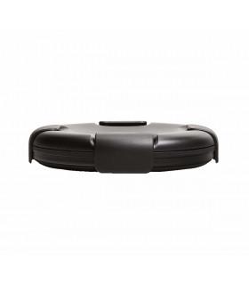 Stojo lunch box pliable en silicone, noire