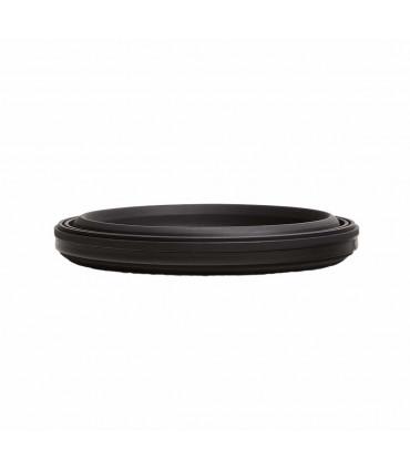 Collapsible Stojo bowl, black