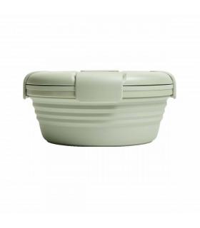Stojo Sage collapsible bowl