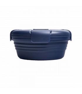 Collapsible Stojo Denim bowl