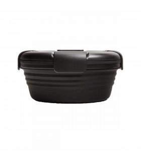 Stojo lunch box pliable noire